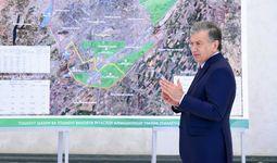 Президент одобрил предложения об изменении границ столицы и Ташкентской области