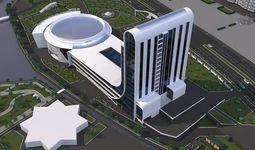 В Намангане строится бизнес-центр. Стоимость объекта оценивается в $18,5 млн