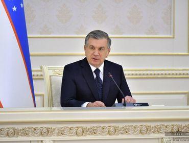 Президент Узбекистана анонсировал новые меры поддержки бизнеса и населения в условиях карантина