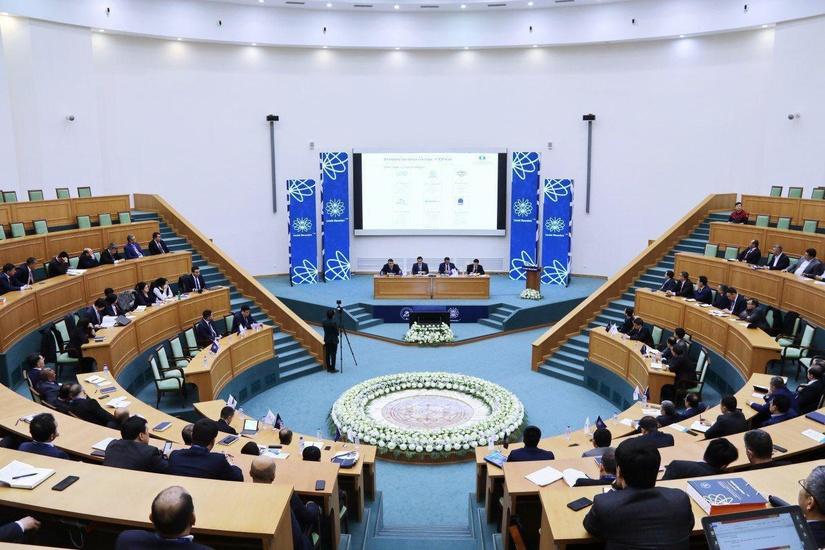 В Ташкенте состоялась международная конференция Umid Reunion 2.020