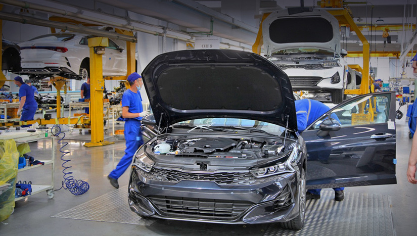 В Узбекистане наладят сборку Kia по полному циклу – угрожает ли это калининградскому «Автотору»?
