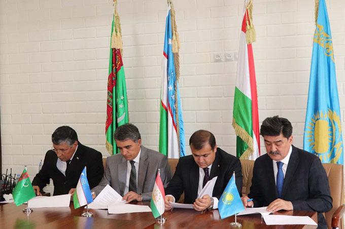 Государства Центральной Азии утвердили лимиты водопотребления в период полива 2019 года