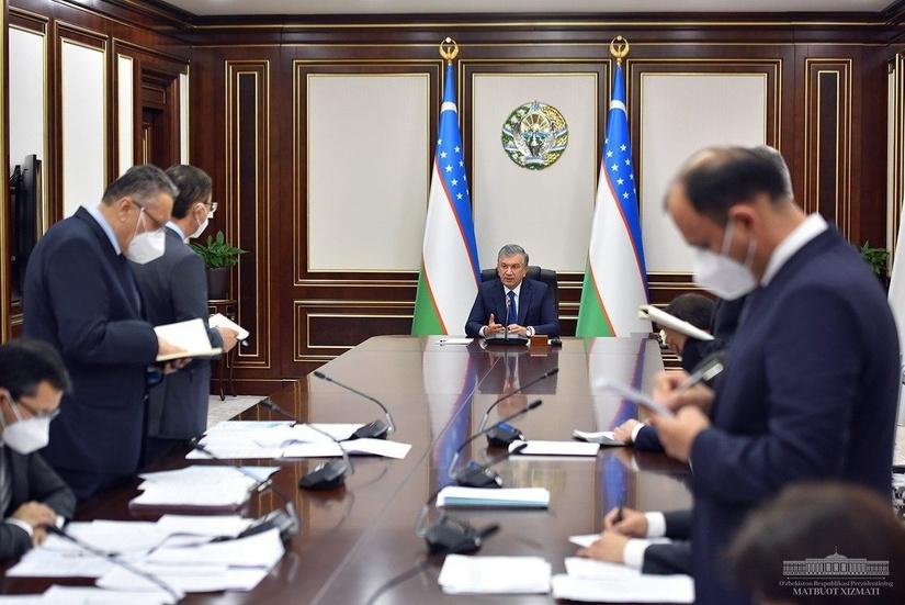 Президент поручил активизировать процесс трансформации банков