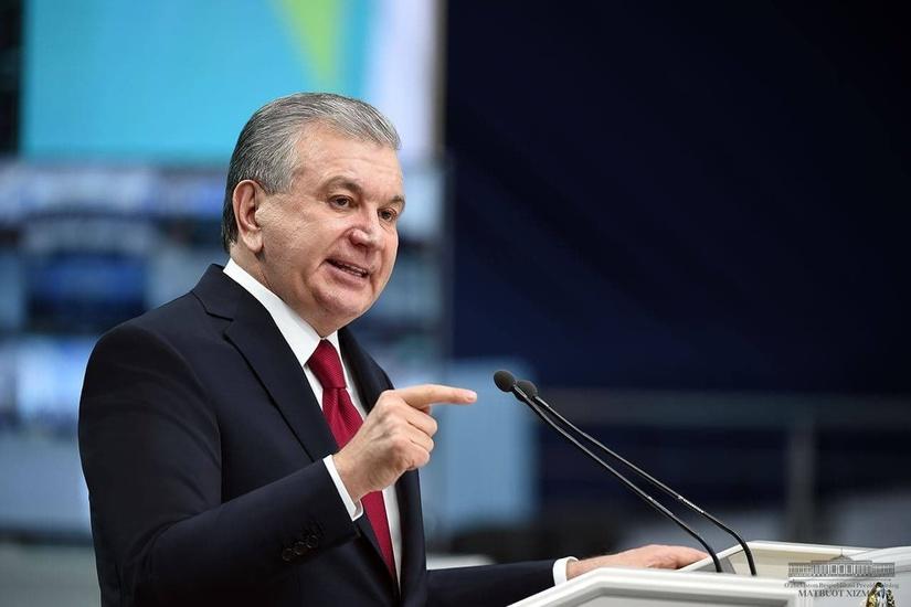 Шавкат Мирзиёев выступил с важной новостью для молодежи на Молодежном форуме Узбекистана (+фото)