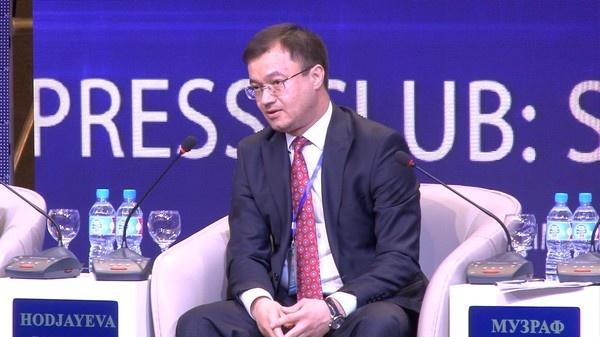 Заместитель министра юстиции Узбекистана Музраф Икрамов прокомментировал законность мер по борьбе с коронавирусом