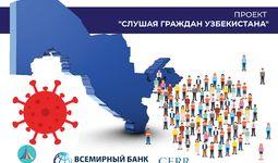 """В Узбекистане разработан """"Индекс риска COVID19"""""""