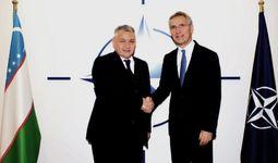 O'zbekiston Missiyasi rahbari NATO bosh kotibiga ishonch yorliqlarini topshirdi