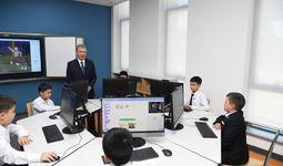 Президент открыл уникальное учебное заведение в Ташкенте
