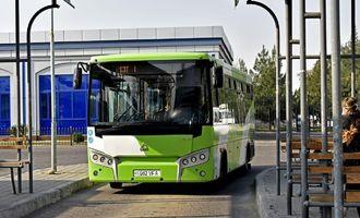 Тошкент шаҳридаги автобусларнинг йўналишлари ўзгарди