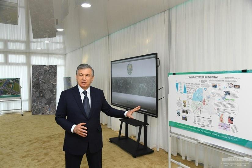 Приоритеты транспортной концепции Ташкента: пешеходы, велосипедисты, общественный транспорт и личные авто