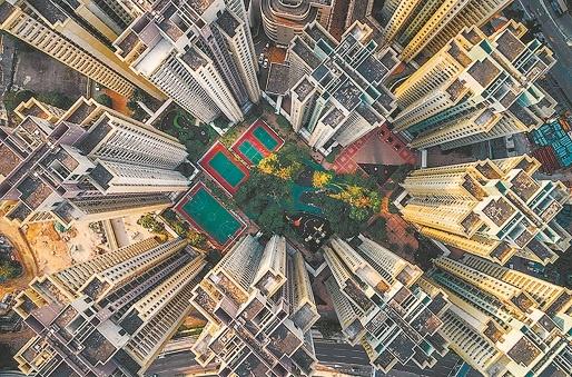 Вектор урбанизации