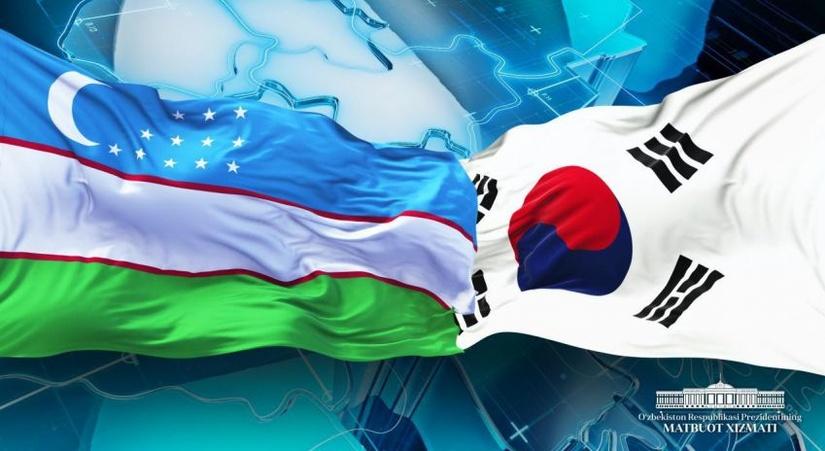 Президент Республики Корея выступит в Олий Мажлисе и посетит Самарканд