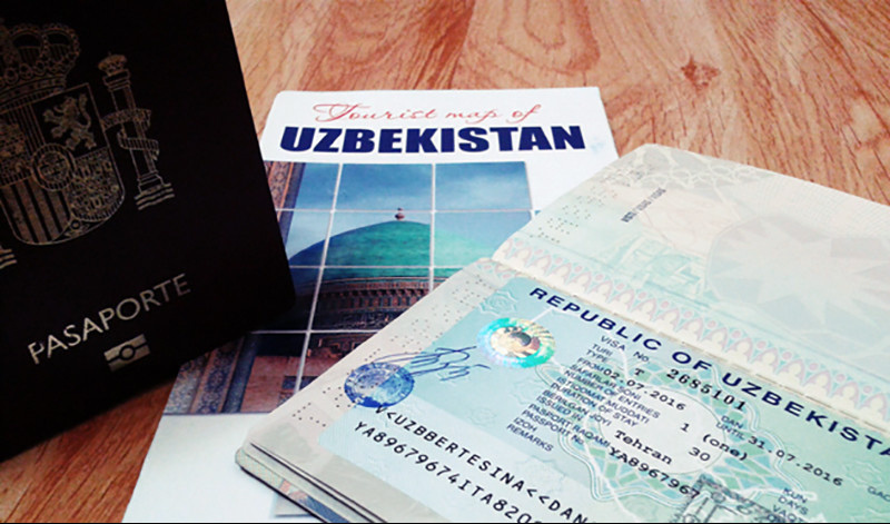 Uzbekistan Is My Second Home имиграцион визаси жорий этилади