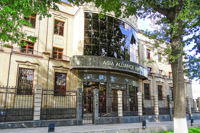 АКБ «ASIA ALLIANCE BANK» разместил корпоративные облигации на 45 млрд сумов
