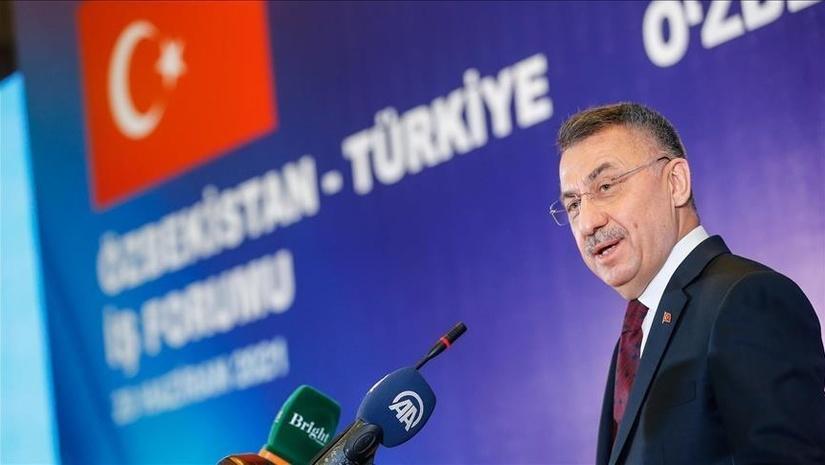 Turkish-Uzbek trade volume up 93% in 1st half of 2021