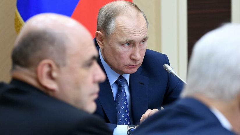 Путин Россиядаги коронавирус билан боғлиқ ҳолат ҳақида гапирди