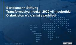 Узбекистан улучшил свою позицию в отчете «Bertelsmann Stiftung's Transformation Index 2020»