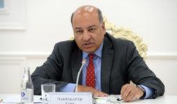 Бывший председатель ЕБРР Сума Чакрабарти станет внештатным советником Президента Узбекистана Шавката Мирзиёева