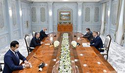 Президент Узбекистана обсудил с главой РЖД строительство железной дороги «Мазари-Шариф – Кабул – Пешавар»
