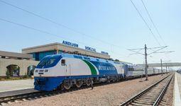 Янги йўналиш: Тошкент - Наманган - Aндижон йўналишида поездлар қатнови йўлга қўйилди