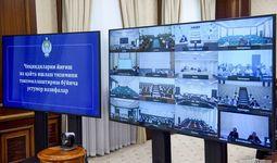 Президент Избоскан, Ғузор, Чуст, Бувайда, Ургут ва Шаҳрихон туманларида тозалаш хизматини танқид қилди