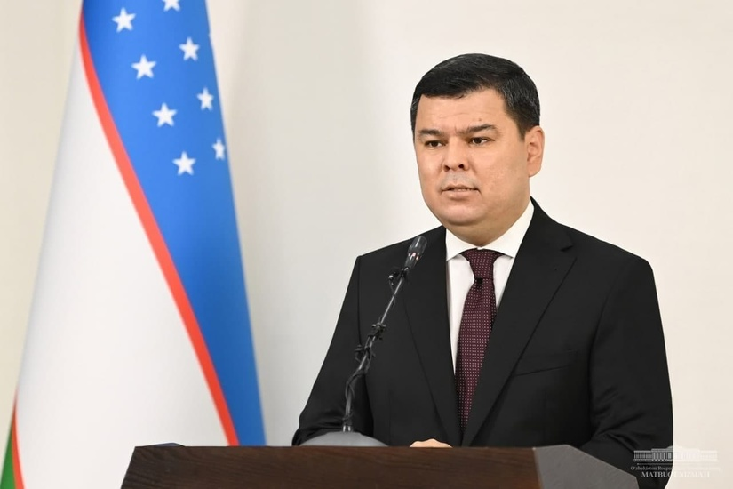 Sherzod Asadov Prezidentning joriy haftadagi ish rejasi bilan tanishtirdi