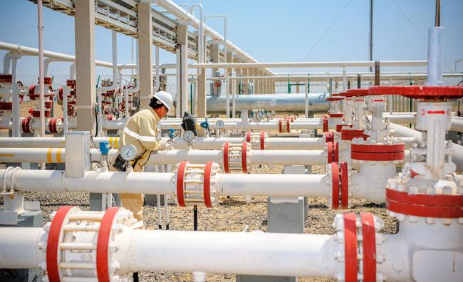 «Лукойл» с февраля сократил добычу газа в Узбекистане на 40% от проектной мощности