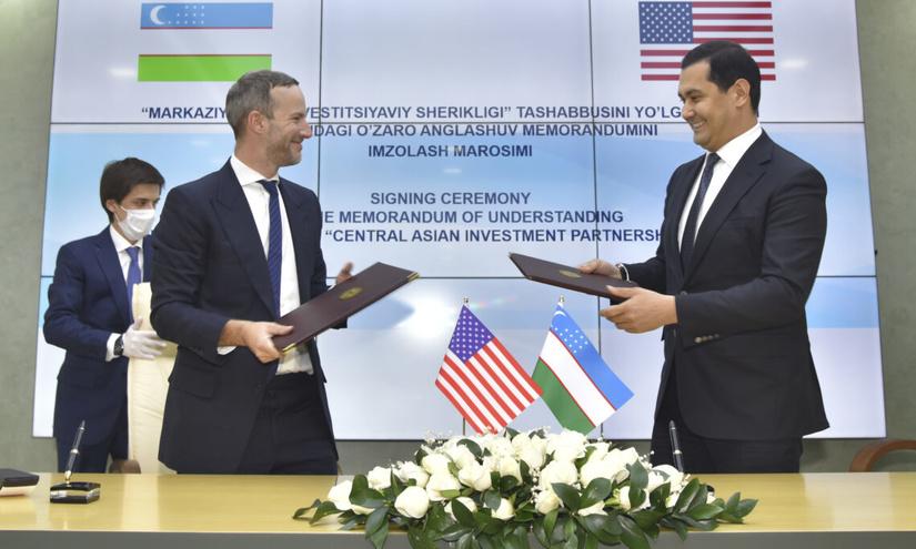 Узбекистан начинает сотрудничество с Фондом Авраама