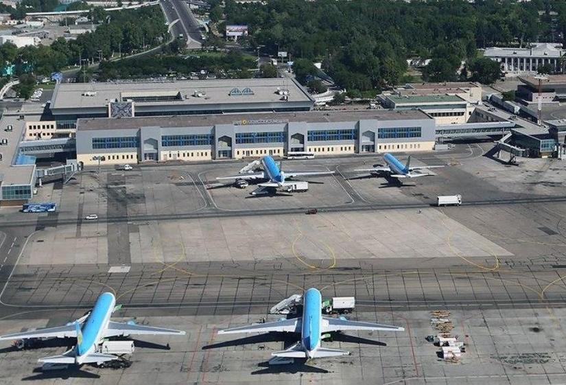 С августа во всех региональных аэропортах Узбекистана вводится режим
