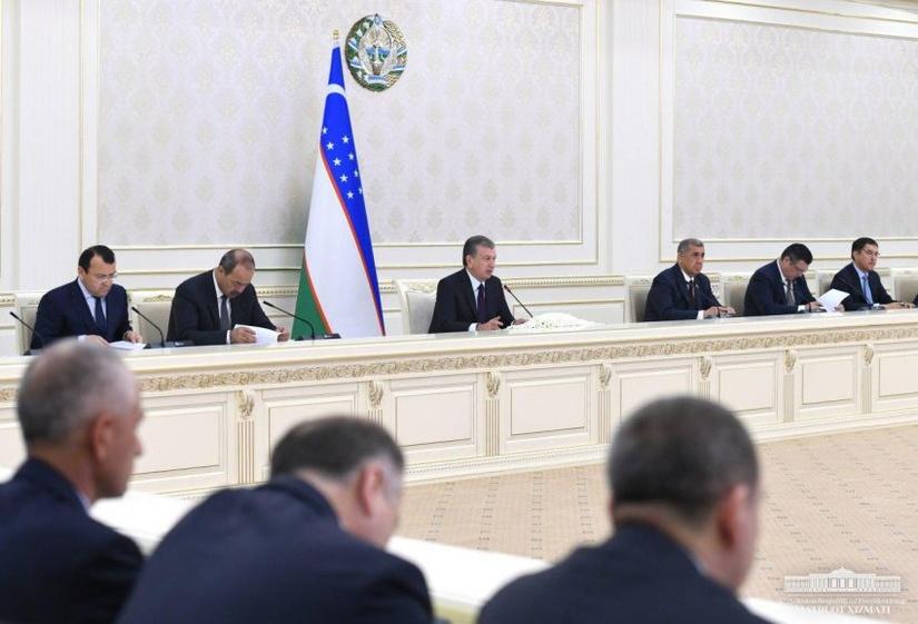 Президент раскритиковал пассивность хокимията и налоговых ведомств столицы в обеспечении поступлений в бюджет