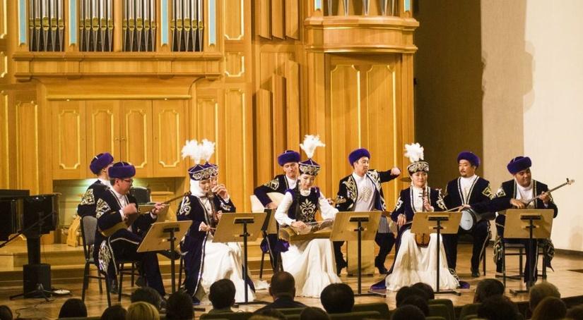Год Казахстана в Узбекистане продолжили концерты «Europe in Asia» и «Японская осень»