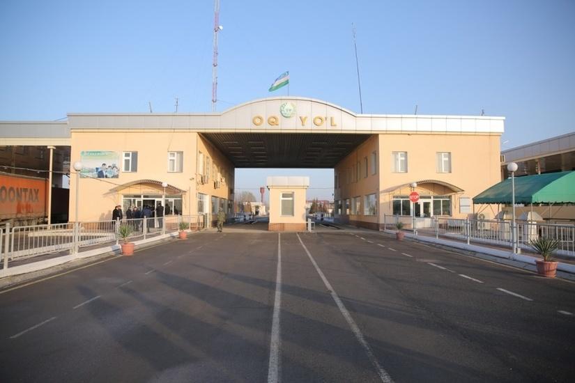 КПП на границе с Казахстаном закрывается на несколько месяцев