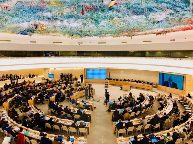 Uzbekistan elected to UN Human Rights Council for the period 2021-2023