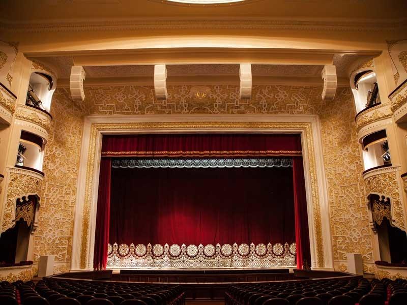 Театр, кино ва концерт заллари ижтимоий масофани сақлаган ҳолда ишлай бошлайди