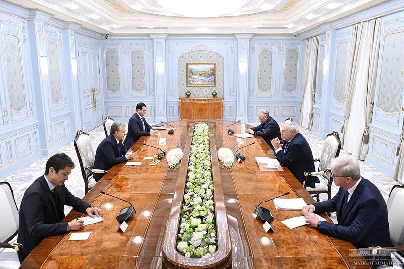 Бывшие лидеры Австрии и Польши и экс-комиссар ЕС помогут расширению связей Узбекистана с Евросоюзом