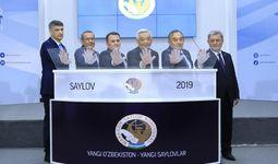 Пять партий Узбекистана сдали документы для участия в парламентских выборах