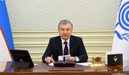 Шавкат Мирзиёев выступил на саммите Организации экономического сотрудничества