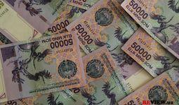 2021 йилда банклар орқали 10 млрд 305 млн. доллар нақд пул айланган