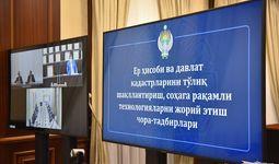 Узбекистан арендует каналы спутников для анализа земель