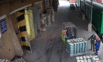 """""""Daryo porti"""" tashqi iqtisodiy faoliyat bojxona postida 751 tonna kartoshka mahsulotlari rasmiylashtirildi"""