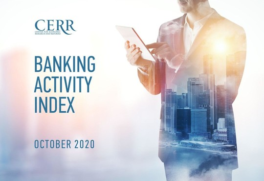 Banking activity index of Uzbekistan for the third quarter of 2020 published
