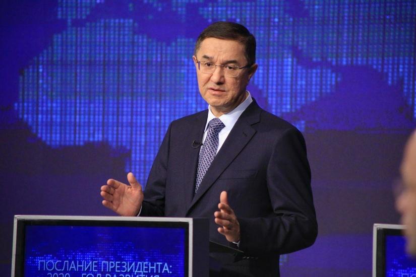 Джамшид Кучкаров прокомментировал ситуацию с нефтью