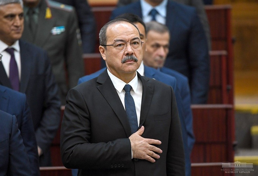 Абдулла Арипов утвержден в должности премьер-министра Узбекистана