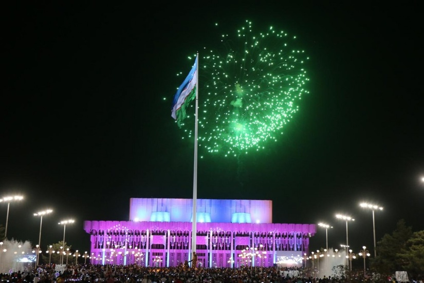 Где в Ташкенте пройдут народные гуляния в честь Дня независимости