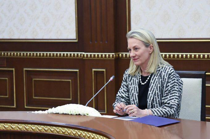 Госдеп США приветствовал слова президента Шавката Мирзиёева в защиту СМИ