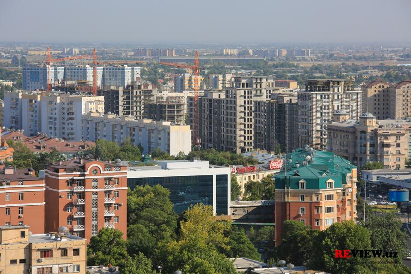 Уровень обеспеченности жильем в Узбекистане вырос до 16 кв.м на человека