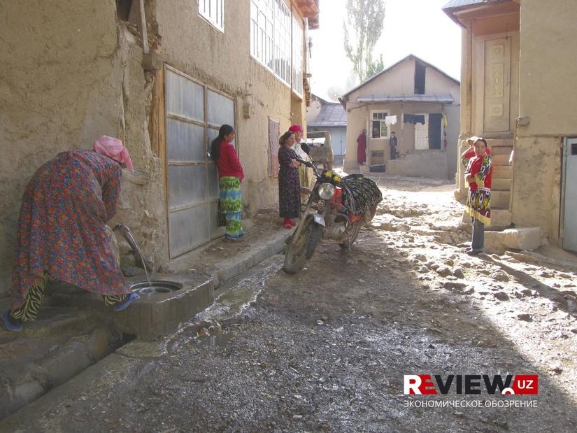 Бедность в Узбекистане