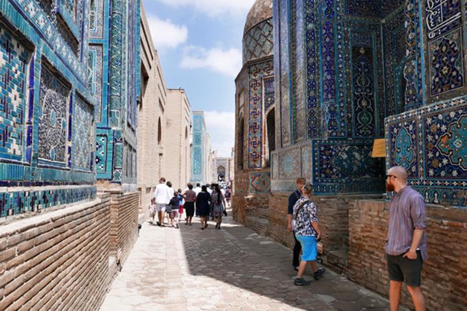 Сначала года Узбекистан посетили уже свыше 4 миллионов туристов