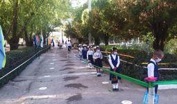 В Узбекистане заработали школы после 6-месячного перерыва