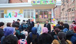 В Ташкенте открыты первые детсады, расположенные в жилых домах